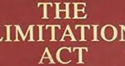 Limitation Act